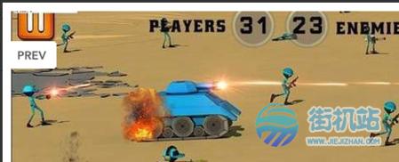 火柴人战斗模拟器3D图3