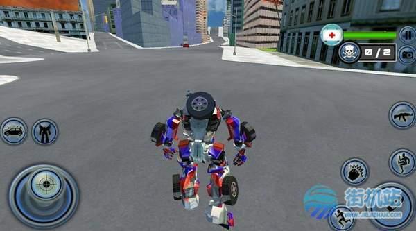飞车机器人改造图2