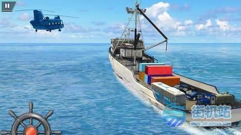 警用邮轮驾驶模拟器图3