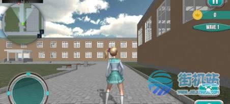 高中保安少女模拟器图2