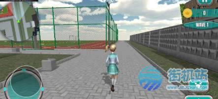 高中保安少女模拟器图1