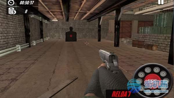 射击靶训练图1