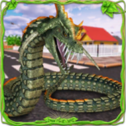 愤怒的蟒蛇模拟器