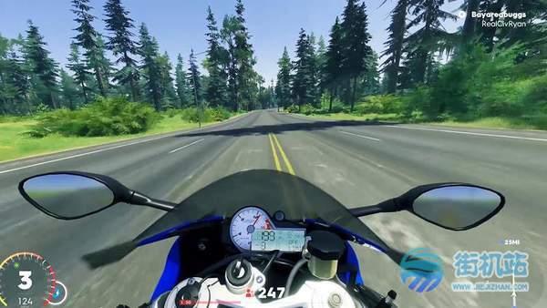 摩托骑手交通比赛3D图2