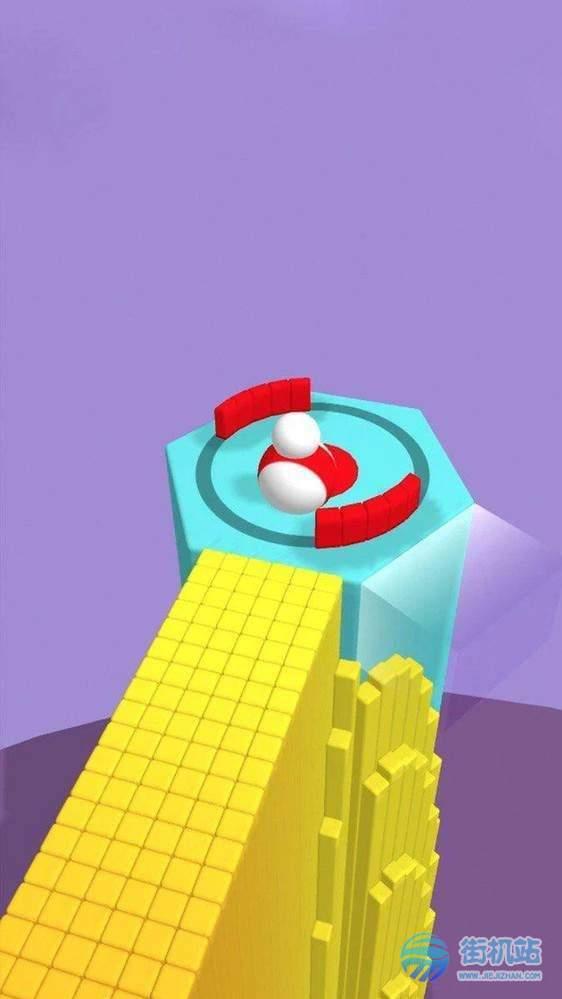 彩色翻滚3D图4