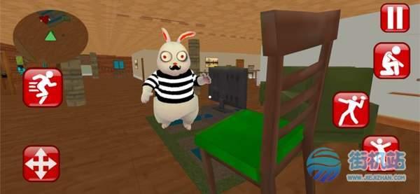 逃离邪恶的兔子邻居图2