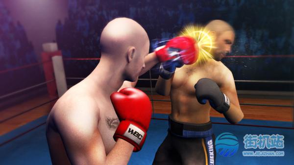中美拳击挑战赛图1