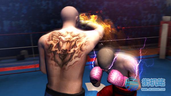 中美拳击挑战赛图2