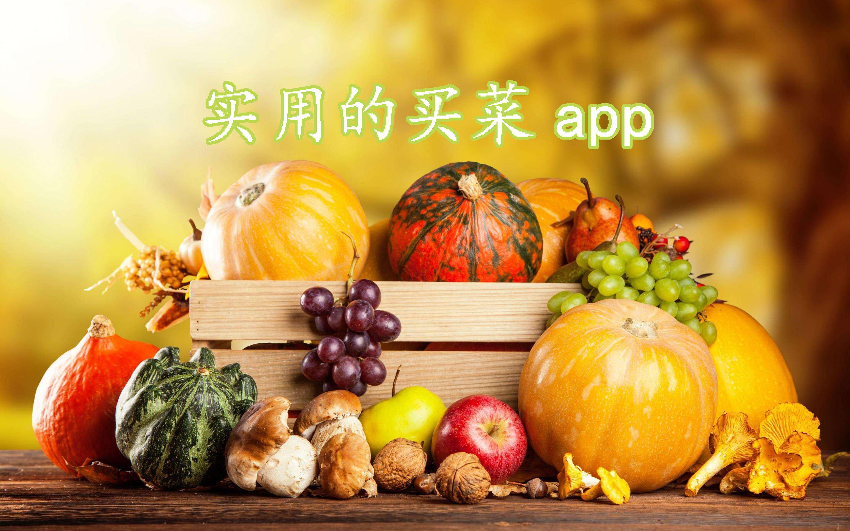 实用的买菜app推荐