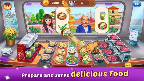 餐车烹饪模拟图3