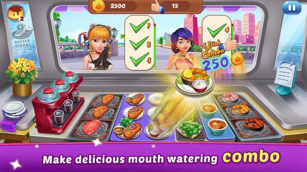 餐车烹饪模拟图2