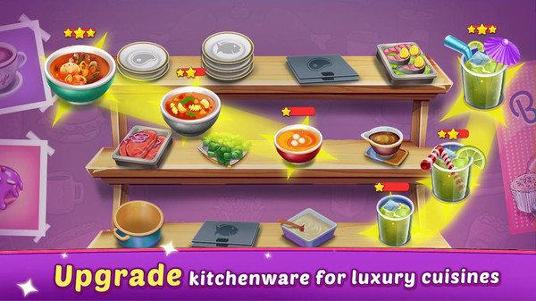 餐车烹饪模拟图4