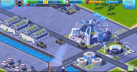 商业模拟经营游戏