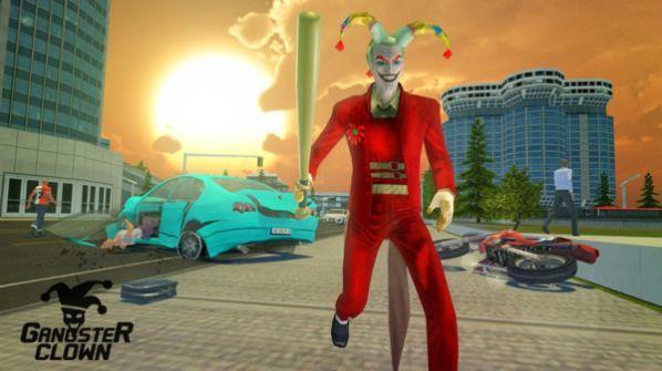 愤怒的小丑模拟器图1