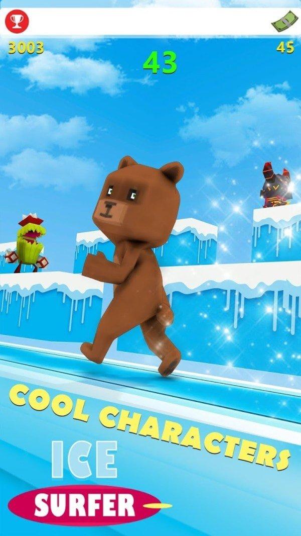 猫咪冰雪跑酷图2