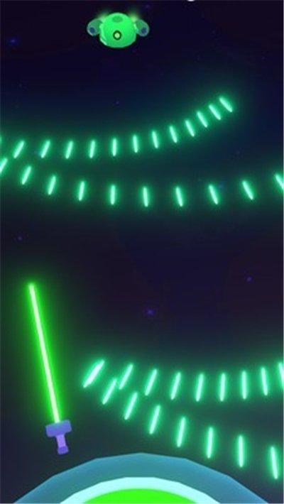 太空激光打击图1