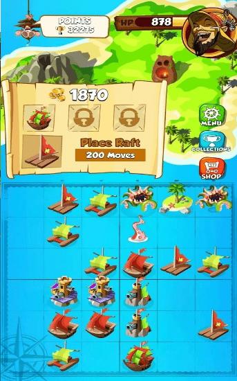 海盗狂热合并与征服图1