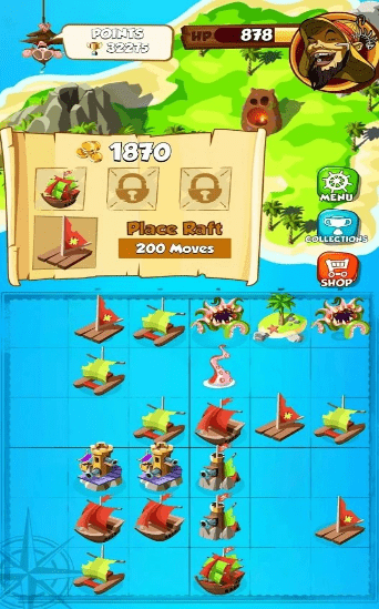 海盗狂热合并与征服图2