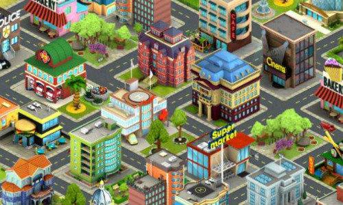 最新的经营建造类的游戏合集
