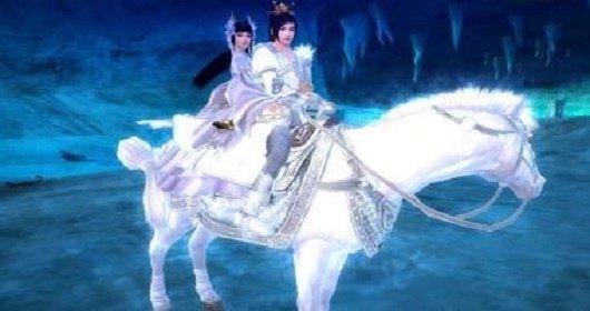 可以领坐骑的仙侠游戏